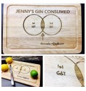 Gin Board - Design 2