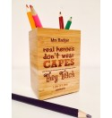 Personalised Pencil Pot 2 - Teacher Gift