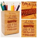 Personalised Pencil Pot 6 - Teacher Gift