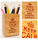 Personalised Pencil Pot 7 - Teacher Gift