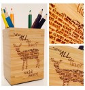 Personalised Pencil Pot 8