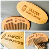 Personalised Beard and Comb Set